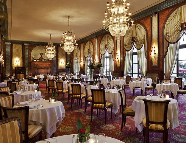 Royal Barrière Deauville - Restaurant