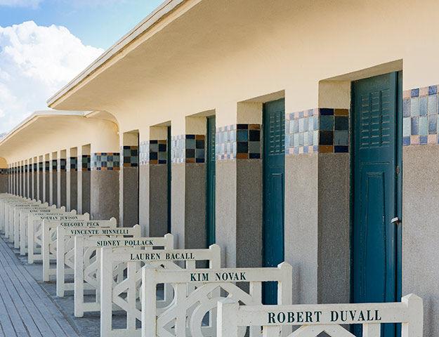 Royal Barrière Deauville - Planches deauville