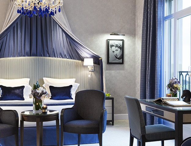 Royal Barrière Deauville - Chambre deluxe