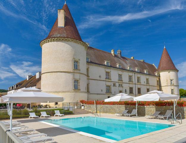 Hôtel Golf Château de Chailly - Hotel golf chateau de chailly
