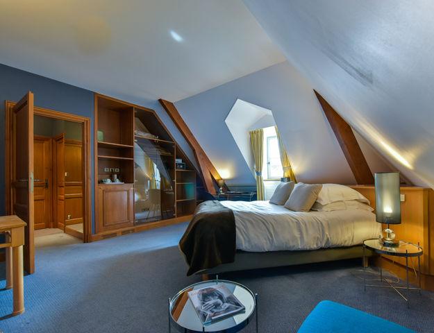 Hôtel Golf Château de Chailly - Chambre superieure