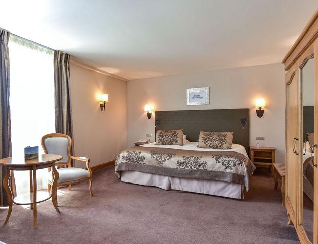 Hôtel Golf Château de Chailly - Chambre prestige