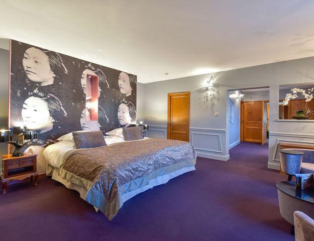 Hôtel Golf Château de Chailly - Suite junior