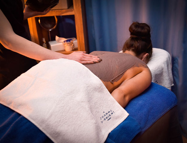 Hôtel Golf Château de Chailly - Spa massage