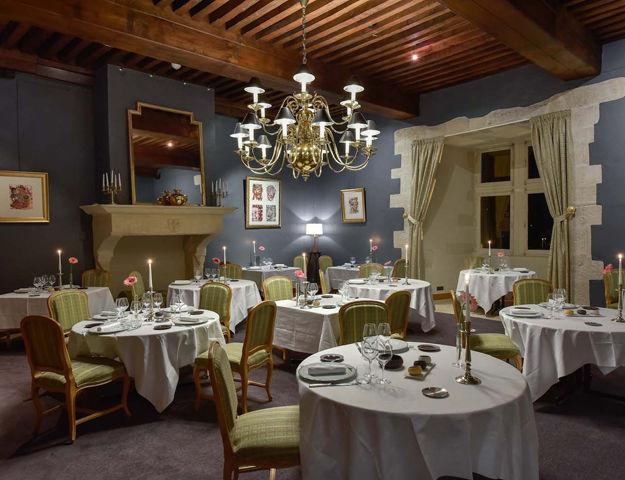 Hôtel Golf Château de Chailly - Restaurant l armancon