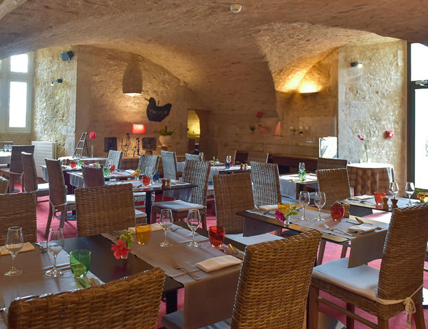 Hôtel Golf Château de Chailly - Bistrot le rubillon