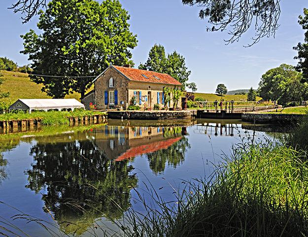 Hôtel Golf Château de Chailly - Canal de bourgogne