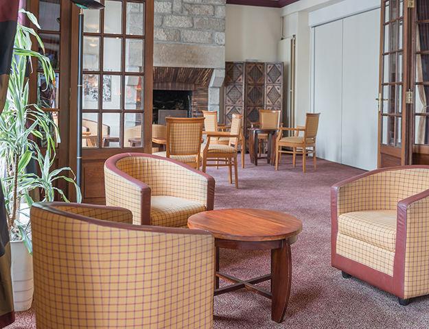 Le Grand Hôtel Abbatiale - Accueil