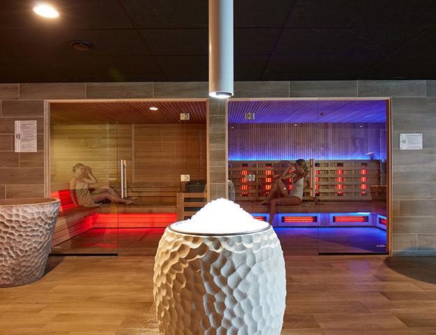 Le Grand Hôtel Abbatiale - Sauna