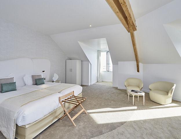 Résidence Miramar La Cigale Thalasso & Spa - Chambre residence