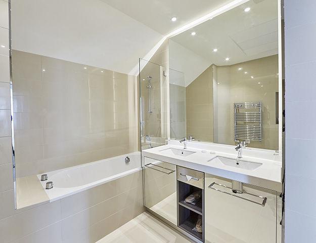 Résidence Miramar La Cigale Thalasso & Spa - Salle de bain