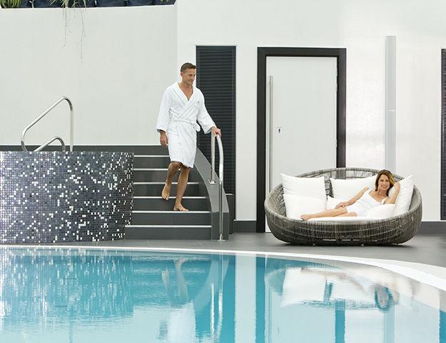 Résidence Miramar La Cigale Thalasso & Spa - Espace aquatique