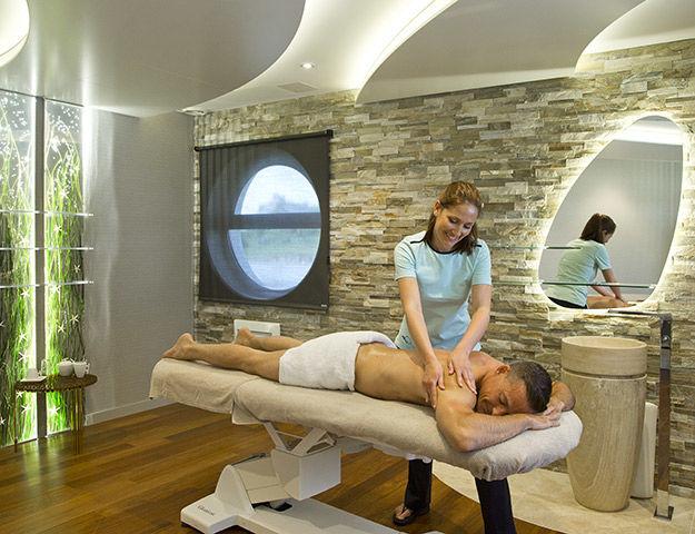 Résidence Miramar La Cigale Thalasso & Spa - Cabine massage