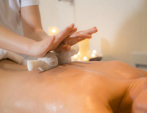 Résidence Miramar La Cigale Thalasso & Spa - Massage tampon