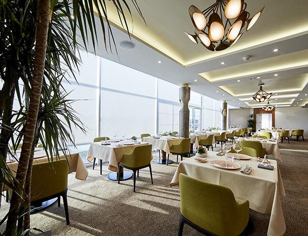 Résidence Miramar La Cigale Thalasso & Spa - Restaurant le be de l hotel le miramar