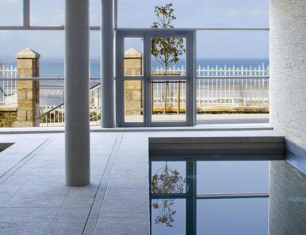 Résidence Villas du Spa Resort - Couloir de nage thalasso