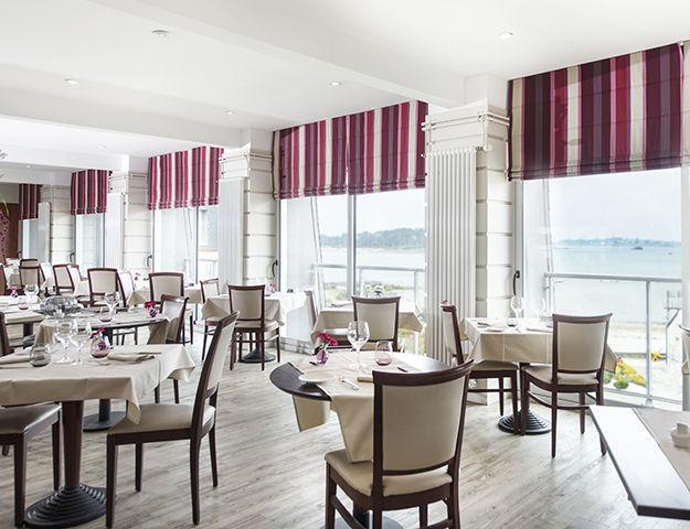 Golden Tulip Roscoff - Restaurant