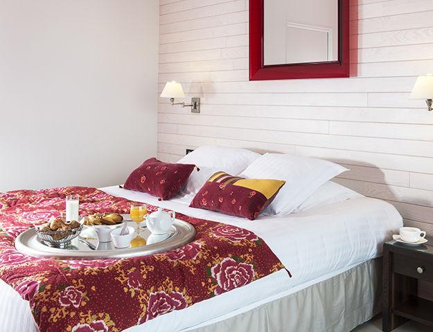 Golden Tulip Roscoff - Chambre confort