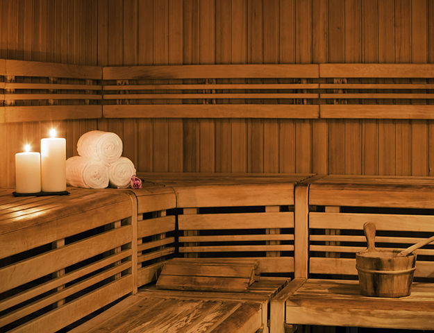 Sofitel Quiberon Diététique - Sauna