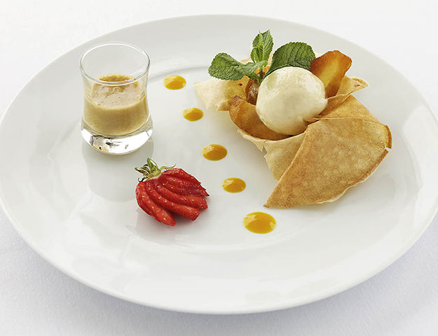 Sofitel Quiberon Diététique - Cuisine du restaurant