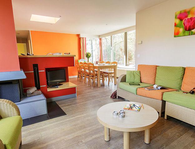 Center Parcs Domaine les Hauts de Bruyères - Cottage comfort