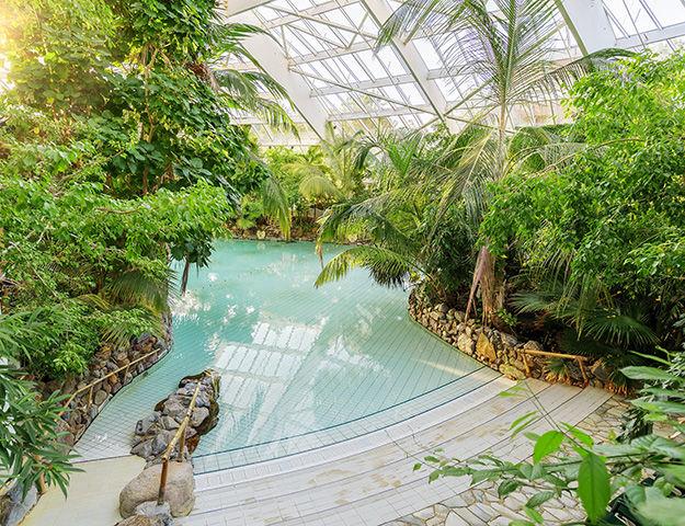 Center Parcs Domaine les Hauts de Bruyères - Aqua mundo