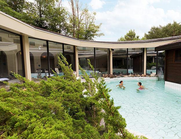 Center Parcs Domaine les Hauts de Bruyères - Spa deep nature