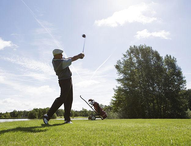 Center Parcs Domaine les Bois-Francs - Parcours de golf