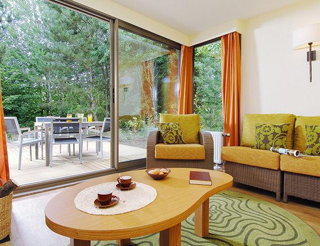 Center Parcs Domaine les Bois-Francs - Cottage premium