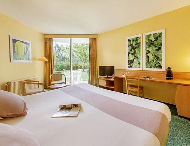 Center Parcs Domaine les Bois-Francs - Chambre residence hoteliere