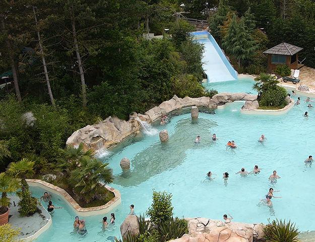 Center Parcs Domaine les Bois-Francs - Aqua mundo
