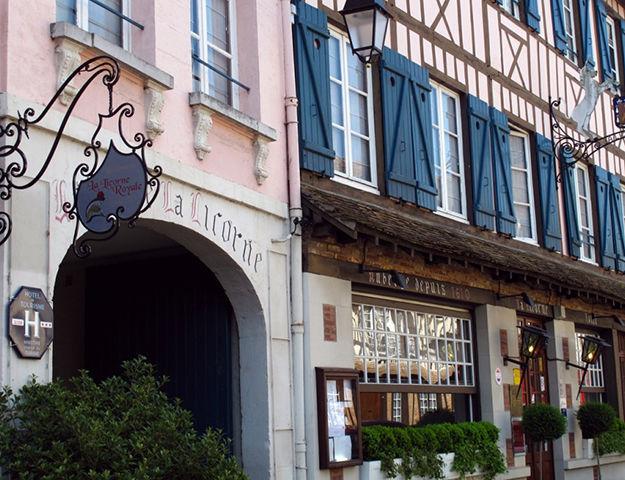 La Licorne Hôtel & Spa - Hotel