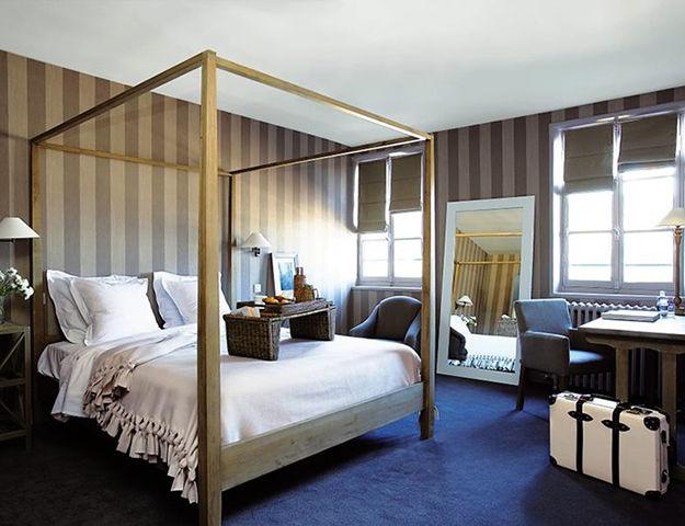 La Licorne Hôtel & Spa - Chambre prestige