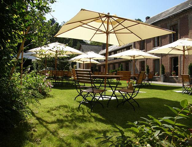 La Licorne Hôtel & Spa - Terrasse