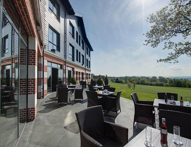 Najeti Hôtel du Golf - Terrasse du bar