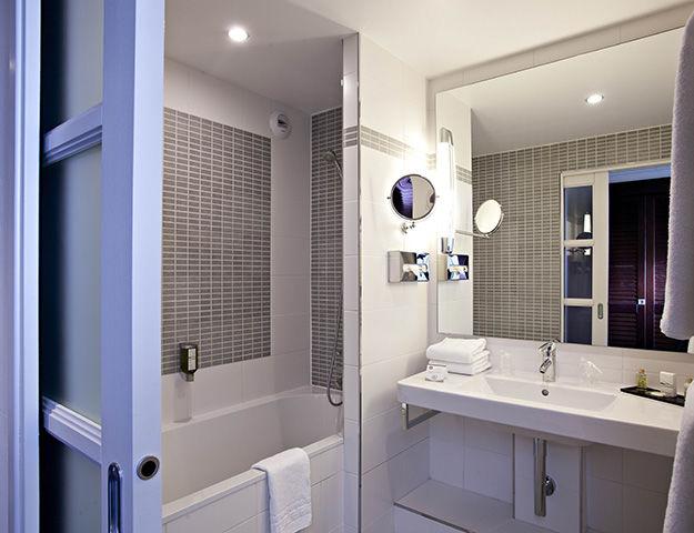 Najeti Hôtel du Golf - Salle de bains