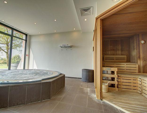 Najeti Hôtel du Golf - Bain a remous et sauna