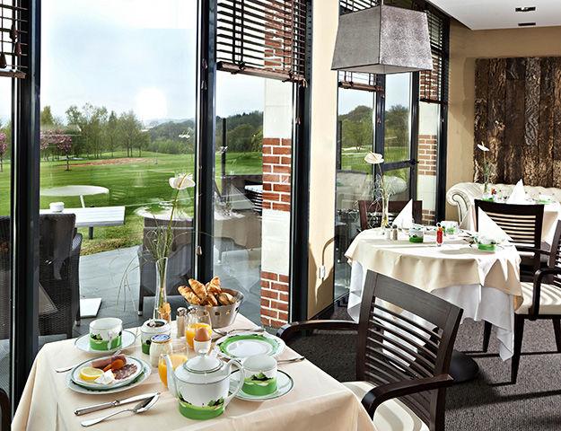 Najeti Hôtel du Golf - Petit dejeuner
