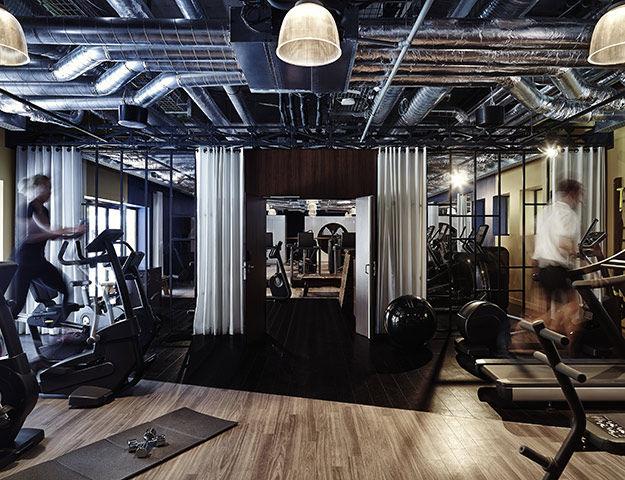 Molitor - Salle fitness