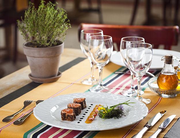 Grand Hôtel de Molitg & Spa - Cuisine du restaurant