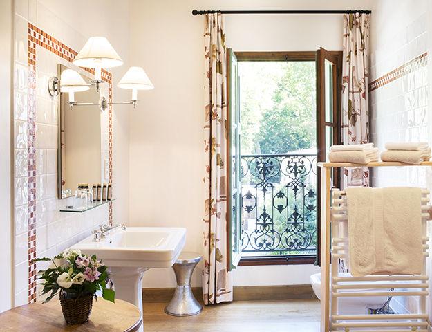 Grand Hôtel de Molitg & Spa - Salle de bains