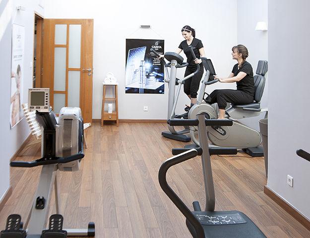 Relais et Châteaux Ile de la Lagune - Salle de fitness