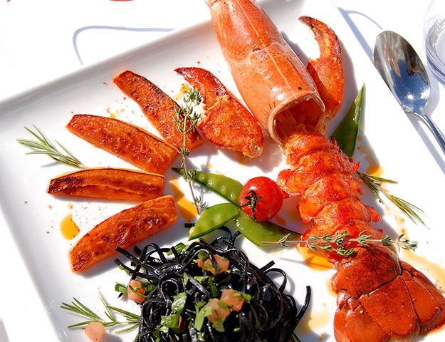 Corallines Thalasso la Grande Motte - Cuisine du restaurant