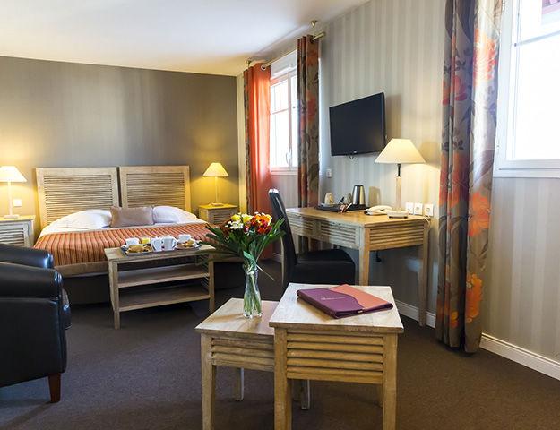 Almoria Hôtel & Spa - Chambre almoria