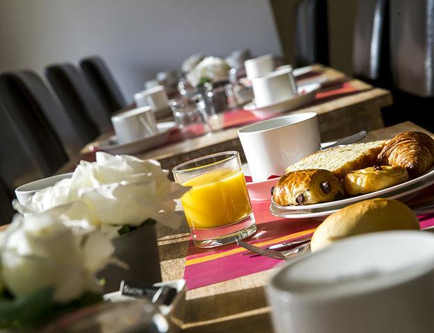 Almoria Hôtel & Spa - Petit dejeuner