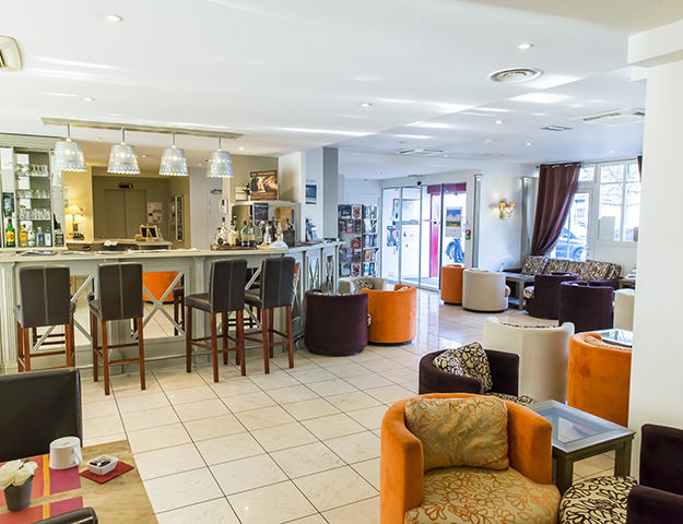 Almoria Hôtel & Spa - Bar