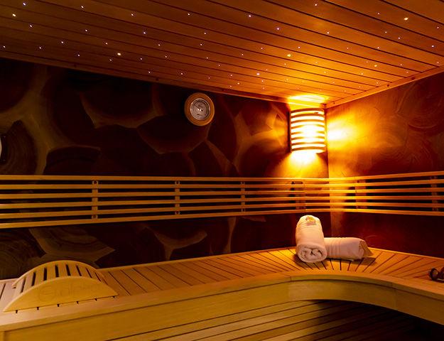 Almoria Hôtel & Spa - Sauna