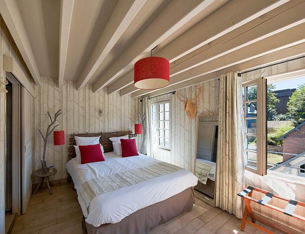 Hôtel du Grand Cerf & Spa - Chambre confort