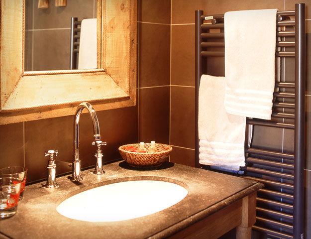Hôtel du Grand Cerf & Spa - Salle de bains chambre superieure