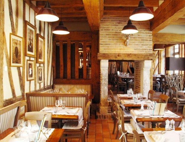 Hôtel du Grand Cerf & Spa - Restaurant